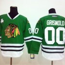 00 Clark Griswold Stitched Jersey Size S to 3 XL green