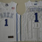 1 Kyrie Irving Stitched Jersey Size S to 3 XL white 2