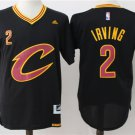 2 Kyrie Irving Stitched Jersey Size S to 3 XL black 1