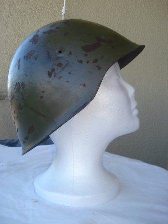 Portuguese Model 1940 Steel Helmet
