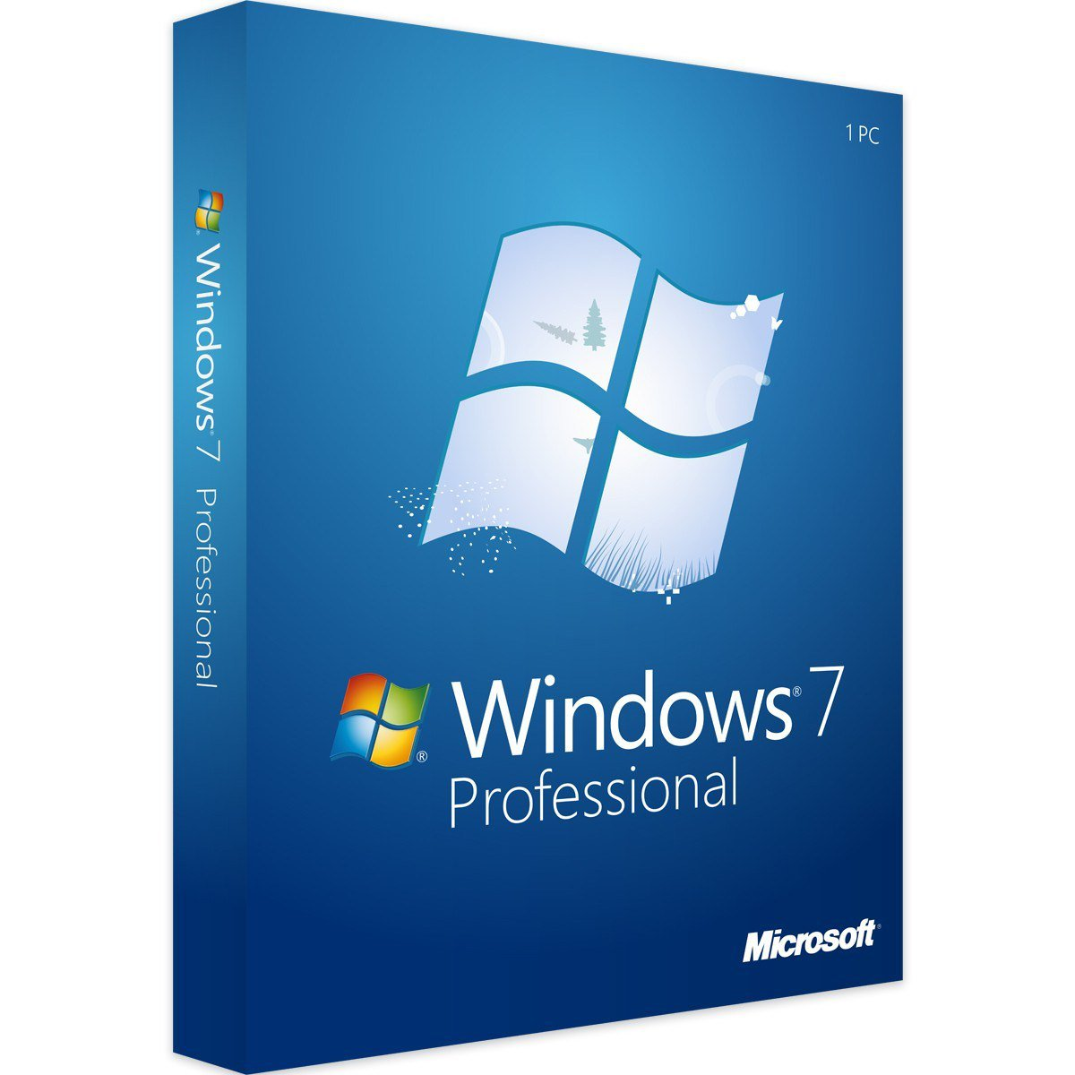 Windows 7 Profesional