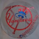 "18"" NEW YORK YANKEES MAJOR LEAGUE BASEBALL FOIL HELIUM MYLAR BALLOON FREE SHIP"