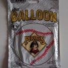 "18"" PITTSBURGH PIRATES MAJOR LEAGUE BASEBALL FOIL HELIUM MYLAR BALLOON FREE SHIP"