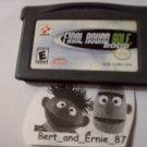 Final Round Golf 2002 GameBoy Advance GameBoy Games GBA SP