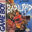 Skate or Die Bad 'N Rad Game Boy Games GameBoy GBAGAMES