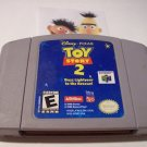 Toy Story 2 Nintendo 64 N64 Vintage Classic Rare Buzz LightYear