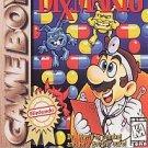 Dr. Mario Game Boy Games GameBoy Nintendo Vintage Game