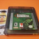 Rainbow Six GameBoy Games Game Boy GBAGAMES Advance SP