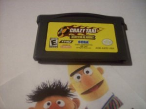 Crazy Taxi Game Boy Games GameBoy GBAGames Advance SP