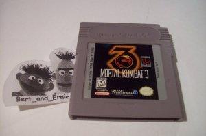 Mortal Kombat 3 (Game Boy, 1995)