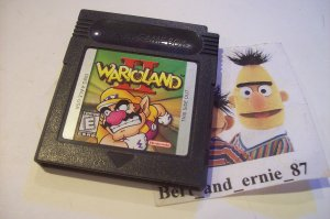 Wario Land II Game Boy Color Games GBC GameBoy Buy Used
