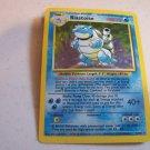 Blastoise Pokemon Card 2/102