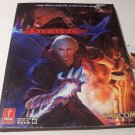 Devil May Cry 4 Prima Official Guide - FREE SHIPPING