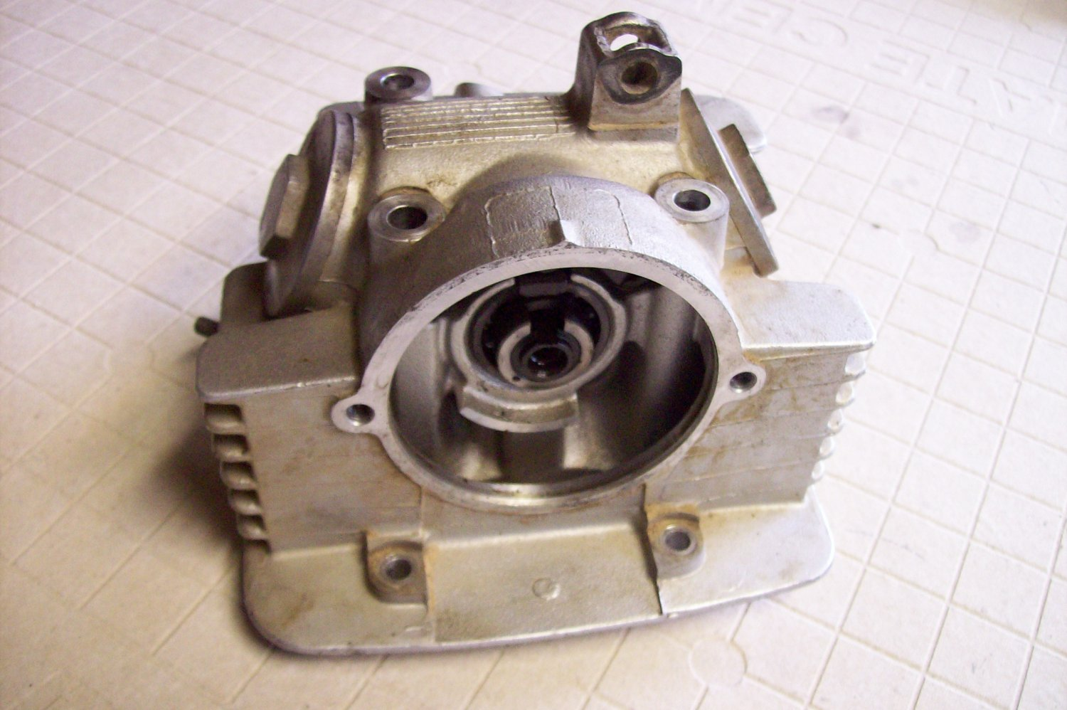 2005 Yamaha TTR125 TTR 125 L Cylinder Head with Cam and Valves