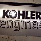 KOHLER Engine ADVERTISING METAL SIGN Industrial Metal Cool Unusual