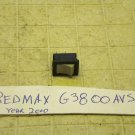 Redmax G3800 AVS Chainsaw Switch Assembly 285074102 Run Stop OEM Used Chain Saw Parts