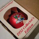 Campbell Kids Collectors Ornament 1992 New In Original Packaging