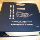 Ford 4R44E 4R55E 5R44E 5R55E Transmission Reference Manual Service Repair