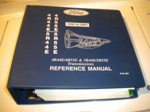 ford 4r44e 4r55e 5r44e 5r55e transmission reference manual service rh bertandernies ecrater com 4R55E Inner Race 4R55E Rebuild Kit