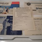 Vintage Evinrude Owners Manual Owner's Guide Service Directory