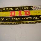 D.I.D 525 Standard Series Chain - 122 Links 525 x 122 Motorcycle Dirt Bike ATV