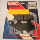 EBC BRAKE PADS P/N FA165X TUCKER ROCKY P/N 611655