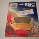 EBC BRAKE PADS P/N FA181R KTM FRONT