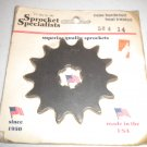 KX125 Front Sprocket Specialists 584 14 tooth 14t countershaft KX 125