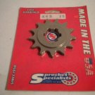 SUZUKI RM465 RM500 LT 1982 Front Countershaft Sprocket Specialists 543 13 tooth 13t RM 465 500