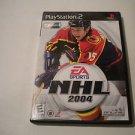 NHL 2004  (Sony PlayStation 2, 2003)