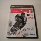 ESPN NHL 2K5  (Sony PlayStation 2, 2004)