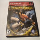 Prince of Persia: The Sands of Time  (Sony PlayStation 2, 2003) PS2 Video Games