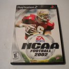 NCAA Football 2002  (Sony PlayStation 2, 2001) Used Video Games PS2 Game Buy