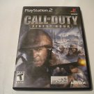 Call of Duty: Finest Hour  (Sony PlayStation 2, 2004) Used Video Games PS2 Game