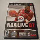 NBA Live 07  (Sony PlayStation 2, 2006) PS2 Used Video Games Game