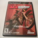 MX Rider  (Sony PlayStation 2, 2001) PS2 Used Video Games Game