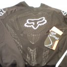 FOX BLACKOUT JERSEY BLACK MEDIUM P/N 02276-001-004