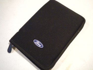 ford owners manual case cover owner s guide zipper zippered rh bertandernies ecrater com ford owners manuals free ford owners manuals for sale