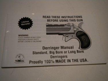 cobra firearms derringer pistol owners manual owner s guide rh bertandernies ecrater com cobra 9mm derringer manual cobra derringer 38 special manual