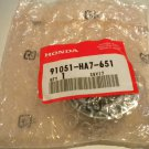 Honda TRX NEW IN BAG OEM Bearing 91051-HA7-651 TRX650 TRX680 TRX500 TRX350 TRX400 TRX450