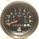 Vintage Scorpion Cuyuna Snowmobile Speedometer Gauge 1.1 Miles