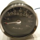 Vintage Sno-Jet Snowmobile Speedometer Snow Sled Speedo