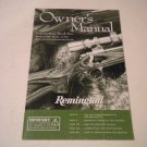 Remington 700 BDL, Seven, 673 Rifle Owner's Manual, 2010, NICE!