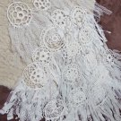 Dreamcatchers Wedding Favors for Guests - White Dream Catchers Set - Boho Decor - Gypsy Wedding