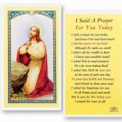 I Said A Prayer For You Today Holy Card (25 per Pack)