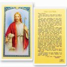 The Letter From Jesus Good Shepherd Holy Card (25 per Pack)