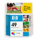 New Color Cartridge - Genuine HP 51649A (HP 49)