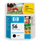 New Black Cartridge - Genuine HP C6656AN (HP 56)