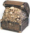 Pirate Chest Bank