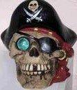 Pirate Captain Bank